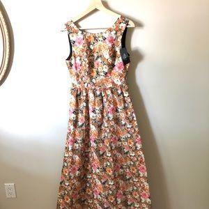 Stunning Ark&Co floral maxi dress
